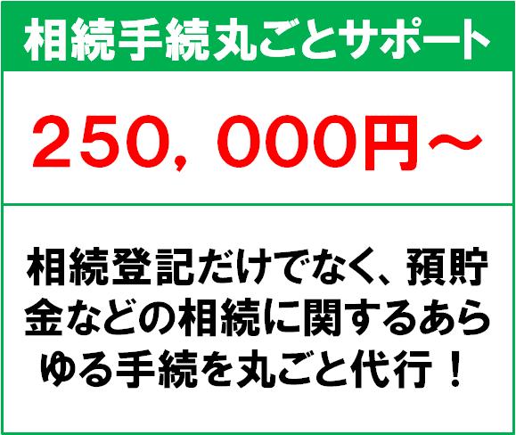 相続手続丸ごとサポートバナー(2018年)